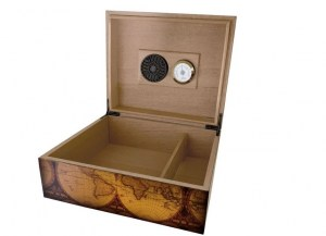 Humidor Old World 50 sigari